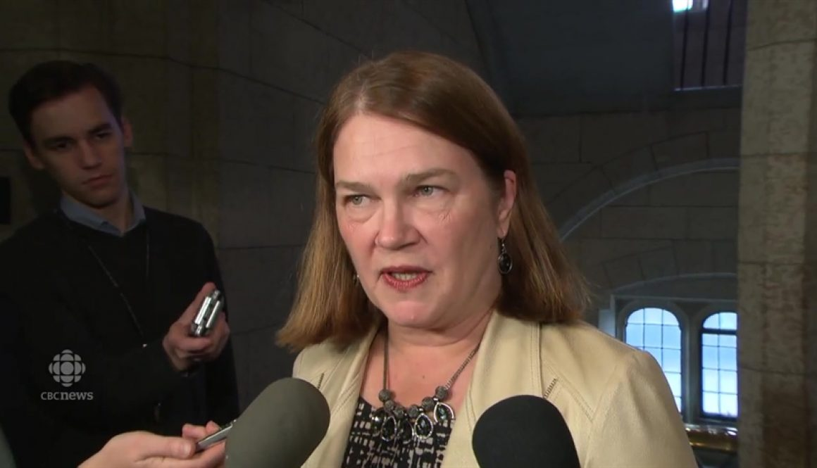 Jane Philpott indicates support for National Dementia Strategy